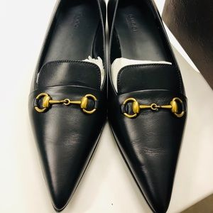 🖤 Classic Gucci pointy Flats/loafers 🖤